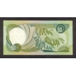 1972 - Angola P100 50 Escudos banknote