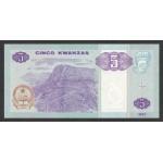 1999 - Angola  P145 Billete de 10 Kwanzas