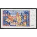 1970 -  Argelia Pic 126a   5 Dinars notebank