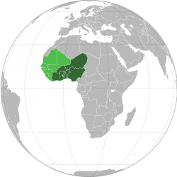 West Africa States