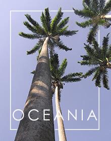 Oceania Banknotes Menu