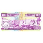 2004 -Burundi PIC 37d billete de  100 Francos