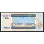 1994 -  Burundi  PIC 39 a  billete de 1000 Francos