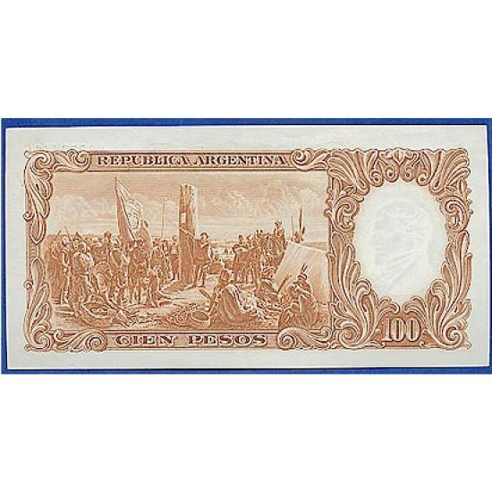 1967/69 - Argentina  P277 100 Pesos  banknote