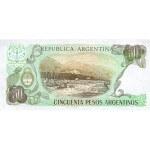 1983 - Argentina  P314a 50 Pesos  banknote