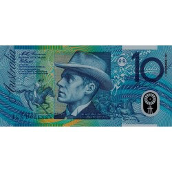 1993 / 1994 - Australia P52a 10 Dollars banknote