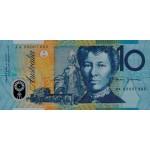 1993 / 1994 - Australia P52a billete de 10 Dólares