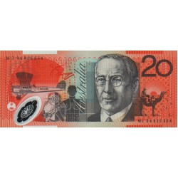 1994 - Australia P53a 20 Dollars banknote