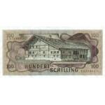 1981 - Austria Pic 146   100 Shillings banknote