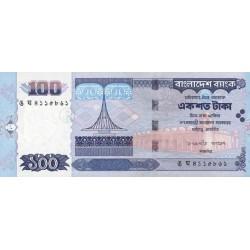 2003 -  Bangladesh PIC 41a    50 Taka  banknote