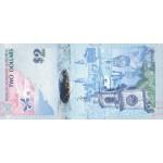 2009 - Bermuda P57 billete de 2 Dólares