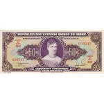 1962 - Brazil P178 20 Cruceiros banknote