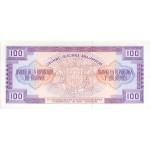 1990 - Burundi  PIC 29c    100 Francs banknote
