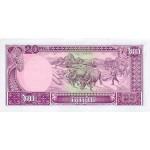1979 -  Cambodia PIC 31     20 Riel  banknote