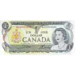 1973 - Canada P85a 1 Dollar banknote