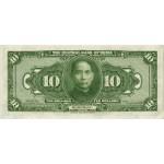 1928 - China pic 197g  billete de  10 Dólares