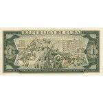 1968 - Cuba P102a billete de 1 Peso