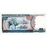 1991 - Cuba P110a 20 Pesos  banknote
