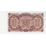 1953 -  Czechoslovakia Pic 78     1 Korun  banknote