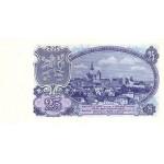 1953 -  Czechoslovakia Pic 84    25 Korun  banknote