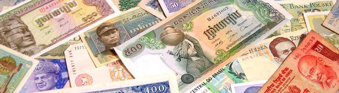 Whole World Banknotes