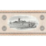 1958/60 -  Denmark Pic 44 v   10 Kroner banknote