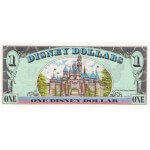 1994 - Disney Estados Unidos billete de 1 Dólar