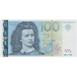 2007 - Estonia Pic 88b    100 Krooni  banknote