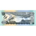 1976 - Ethiopia Pic 30b 1 Birr  banknote