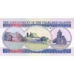 1984 - Falkland, Islands P13 1Pound banknote