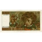 1972/78 - France Pic 150  10 Francs  banknote F
