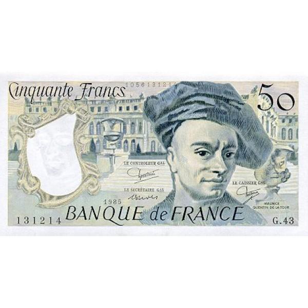 1976/97 - France Pic 152 F   50 Francs  banknote