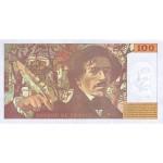 1991 - France Pic 154 F   100 Francs  banknote