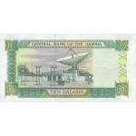 2001/05 -  Gambia PIC 21a   10 Dalasis f13  banknote