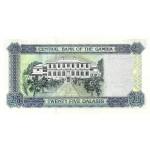2001/05 -  Gambia PIC 22c  25 Dalasis f15  banknote