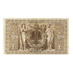 1910 - Germany   Pic 45a             1.000 Marks  banknote