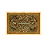1919 -  Germany  Pic 66          50 Marks  banknote