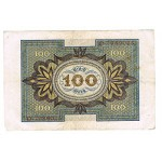 1920 - Germany PIC 69b     100 Marks banknote