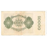 1922 - Germany Pic 72   10.000 Marks VF banknote