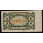 1923 - Germany PIC 89a    2 Millons Marks   VF banknote