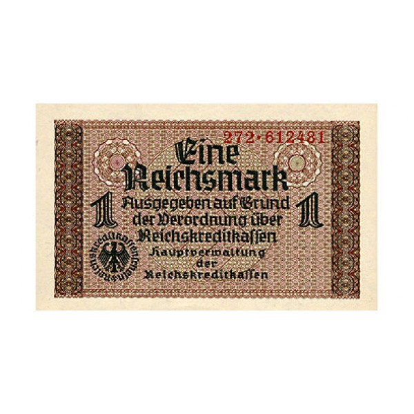 1945 -   Germany  PIC  R136           1 Reichsmark