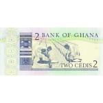 1982 - Ghana pic 18d billete 2 Cedis