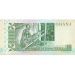 1982 - Ghana pic 21c billete20 Cedis