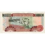 1996- Ghana pic 33a billete 2000 Cedis