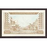 1960 -  Guinea pic 12 billete de 50 Francos