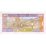 1985 -  Guinea pic 30 billete de 100 Francos