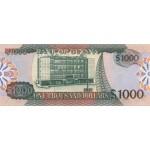 2006 - Guyana P37 billete de 1.000 Dólares