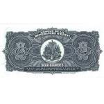 1990 - Haiti P254 billete de 2 Gourdes