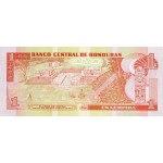 1998 - Honduras P79b billete de 1 Lempira