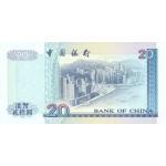 1994 - Hong Kong  Pic 329a   20 Dollars banknote